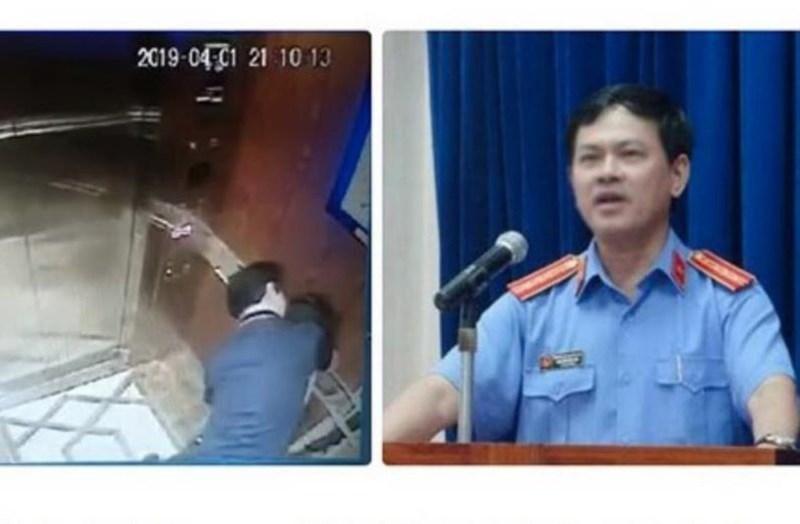 Khởi tố ông Nguyễn Hữu Linh vụ dâm ô bé gái trong thang máy