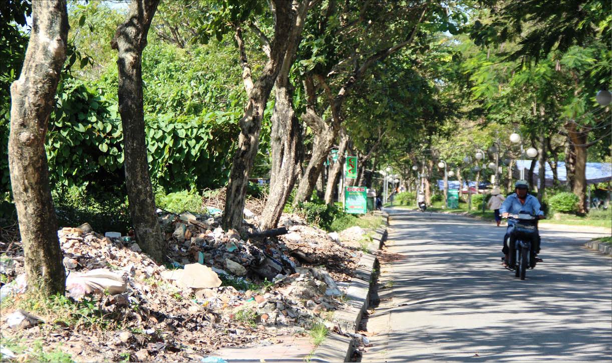 Nhếch nhác trên đường Trịnh Công Sơn