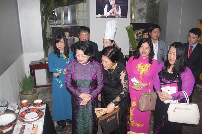 Các nền Kinh tế APEC tham gia đêm Văn hóa Tịnh Yến