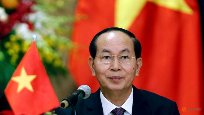 Lãnh đạo Singapore gửi thư chia buồn về sự ra đi của Chủ tịch nước Trần Đại Quang