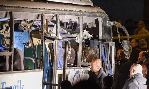 Các nước lên án vụ đánh bom xe chở du khách Việt ở Ai Cập