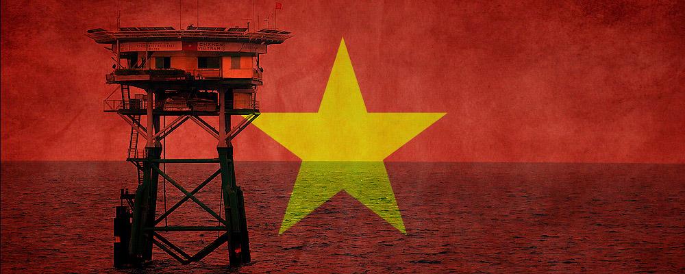 Nhà giàn DK1: 30 năm - Cột mốc chủ quyền giữa biển khơi