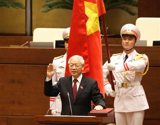 Truyền thông quốc tế đồng loạt đưa tin Tổng Bí thư Nguyễn Phú Trọng đắc cử Chủ tịch nước