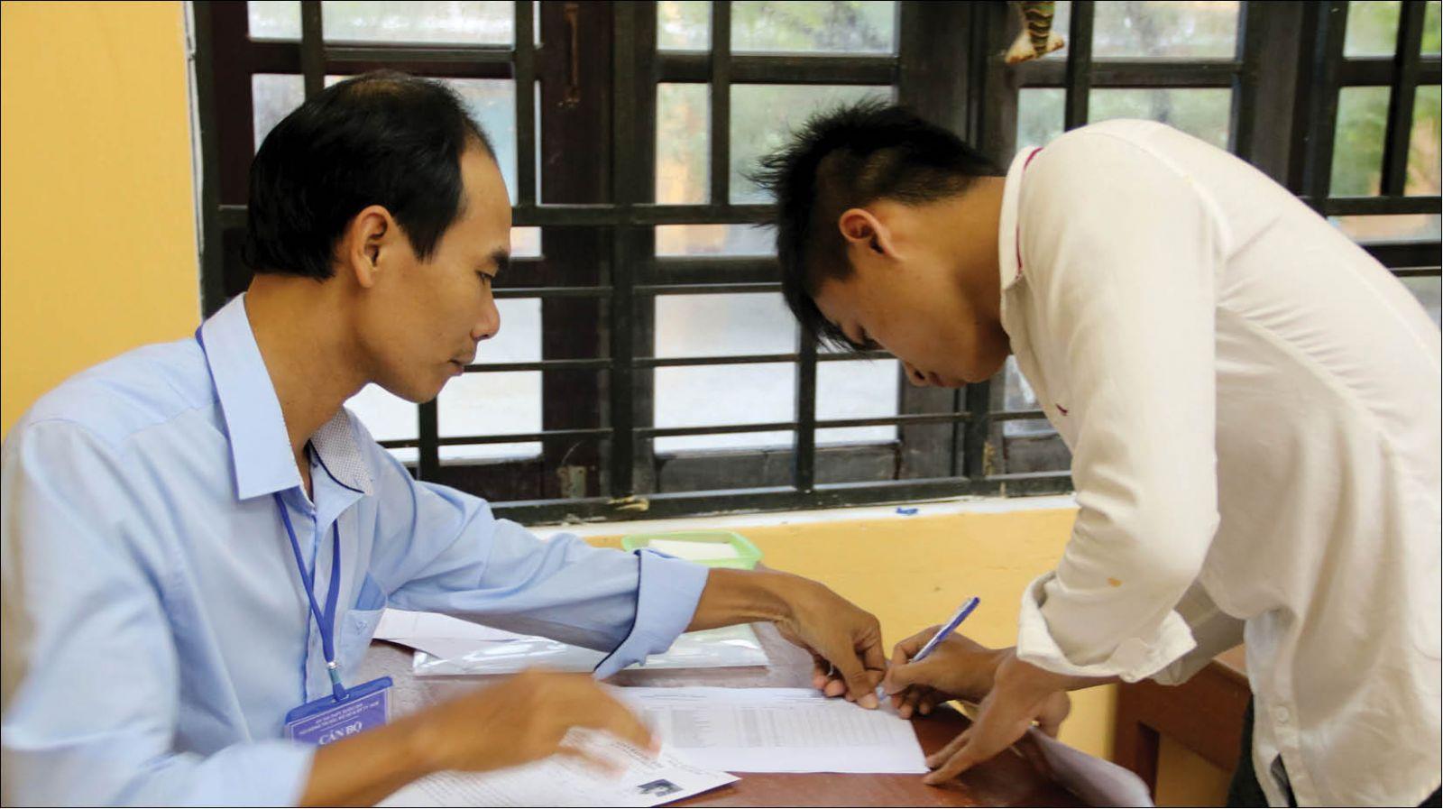 Tránh sai sótđáng tiếc trong kì thitrung học phổ thôngquốc gia