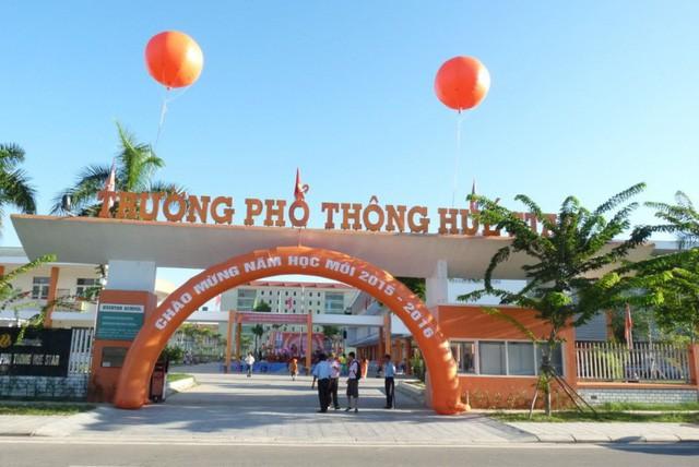 Hội đồng quản trị Trường phổ thông Huế Star chi trả 300 triệu nợ BHXH