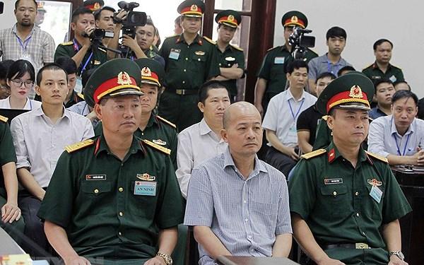 """""""Út trọc"""" Đinh Ngọc Hệ khai gì trước Tòa án quân sự?"""