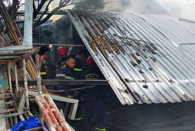 Cháy nhà cấp 4 ở Huế, cụ bà 86 tuổi tử vong