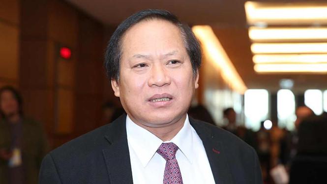 Ông Trương Minh Tuấn bị tạm đình chỉ chức Bộ trưởng Bộ Thông tin - Truyền thông