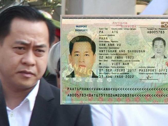 """Liên quan đến vụ án """"Cố ý làm lộ bí mật nhà nước"""", """"Trốn thuế"""", """"Lợi dụng chức vụ, quyền hạn trong khi thi hành công vụ"""" của Phan Văn Anh Vũ"""