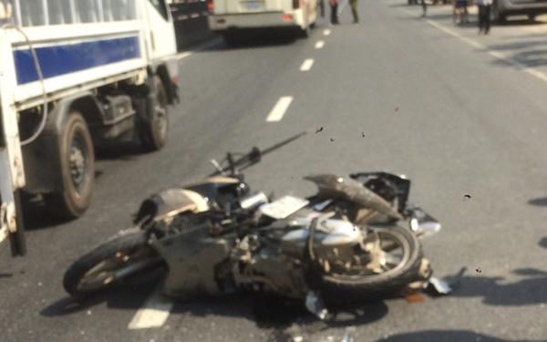 Thừa Thiên Huế: Va chạm giao thông, 2 cha con tử vong tại chỗ