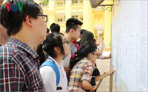 Đại học Huế công bố điểm trúng tuyển năm 2018
