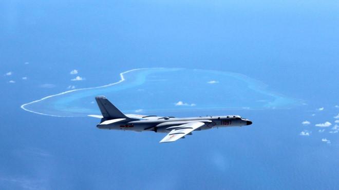 Yêu cầu Trung Quốc chấm dứt ngay việc cho máy bay ném bom diễn tập trên quần đảo Hoàng Sa của Việt Nam