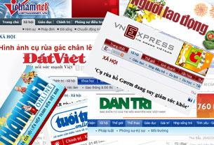 Việt Nam có tự do báo chíhay không?