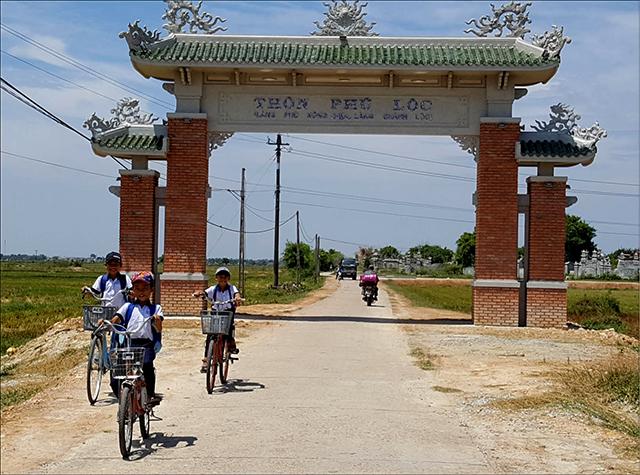 Chuyện tử tế ở thôn Phú Lộc