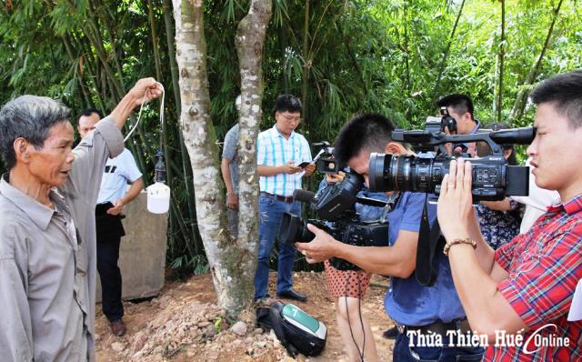 Người dân Kim Sơn bức xúc với việc làm của Đan viện Thiên An