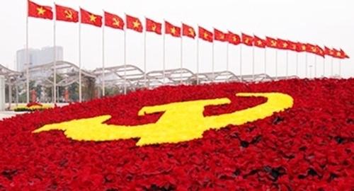"""Kỷ niệm 89 năm Ngày thành lập Đảng Cộng sản Việt Nam (3-2-1930 - 3-2-2019) """"Trung thành-trung thực-tận tụy-đoàn kết-sáng tạo-nêu gương"""" trong xây dựng Đảng về đạo đức"""