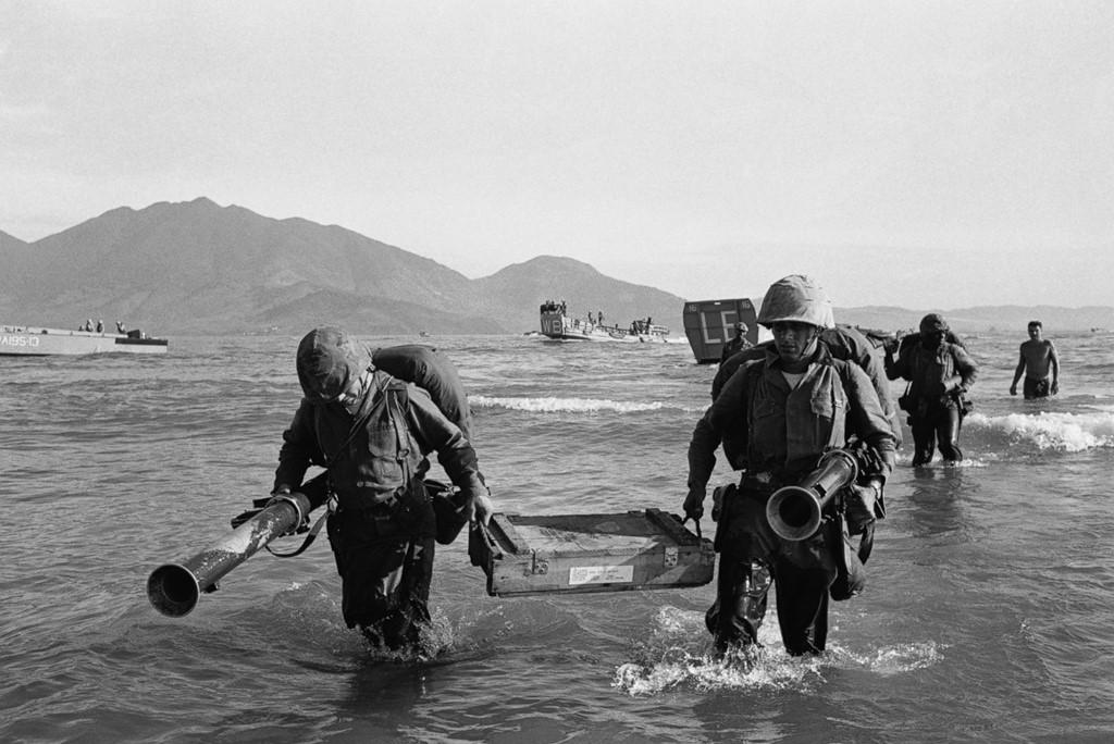 Ngày này năm xưa: 8/3/1965 quân đội Mỹ đổ bộ Đà Nẵng