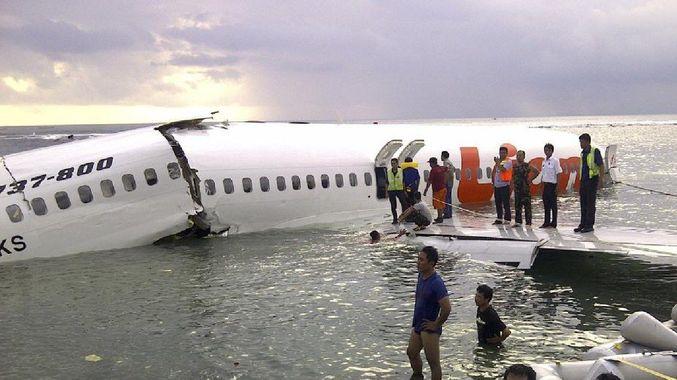 Indonesia: Máy bay Lion Air chở 189 người rơi xuống biển