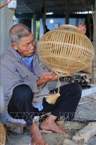 Thừa Thiên - Huế hướng đi mới cho sản phẩm mây tre đan