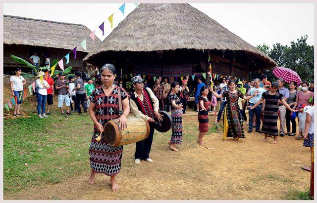 Độc đáo lễ A Pier của đồng bào Tà Ôi - Pa Cô ở Huế