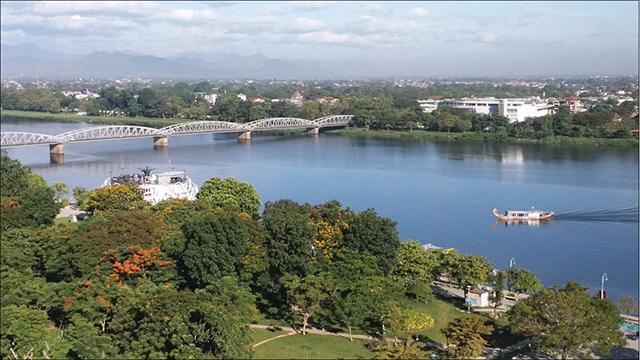 Lá phổi xanh giữa lòng thành phố
