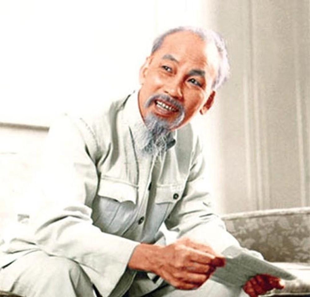 Chủ tịch Hồ Chí Minh và phương châm 'ngũ tri' với nước lớn