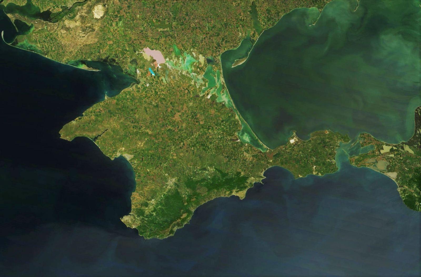 Crimea với Nga cũng như Texas với Mỹ