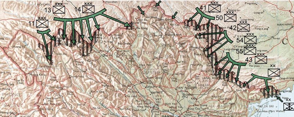 Bức tranh toàn cảnh về cuộc chiến tranh biên giới phía Bắc 1979