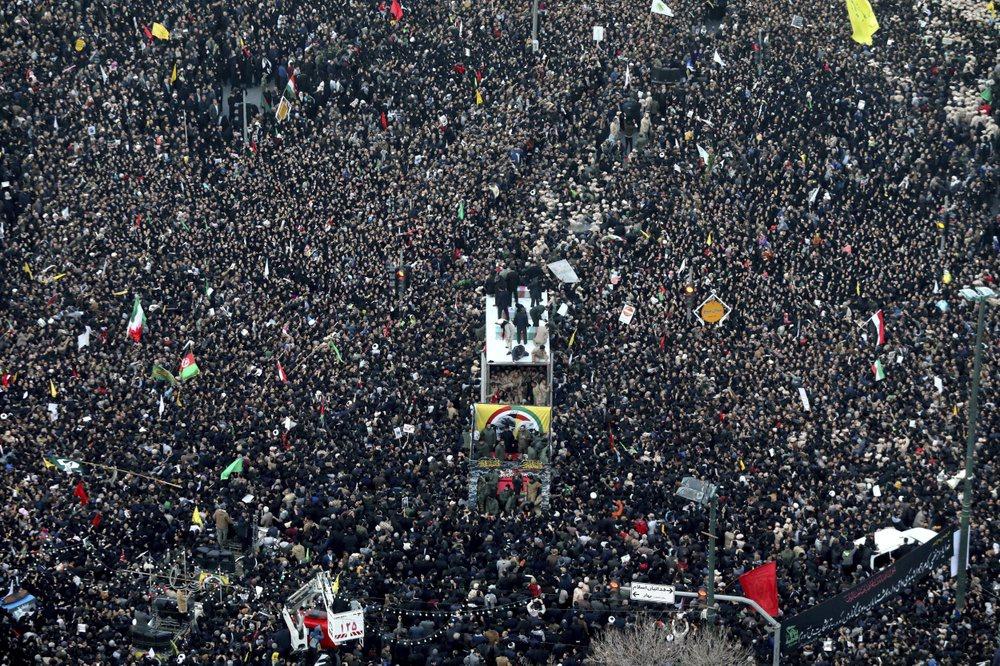 MỸ - IRAN TIẾN GẦN HƠN ĐẾN ĐỐI ĐẦU QUÂN SỰ TRỰC DIỆN