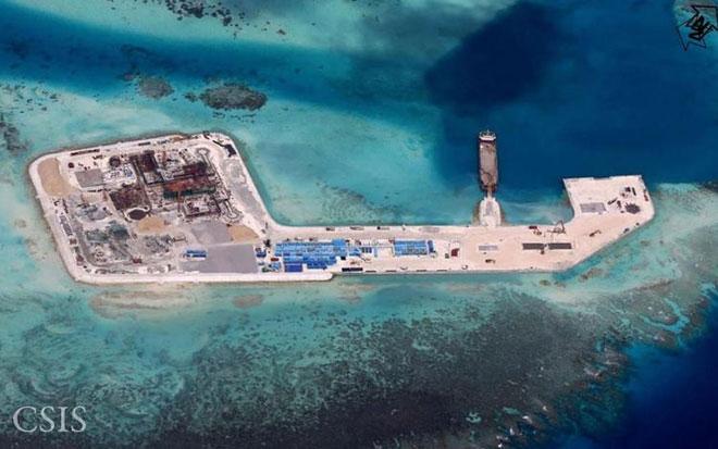 Trung Quốc không thể biện minh hành động phạm pháp tại Biển Đông