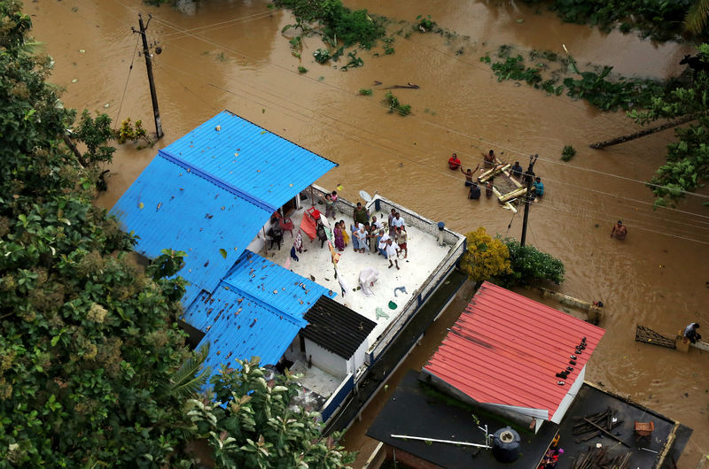 Ấn Độ hứng chịu lũ lụt tồi tệ nhất trong một thế kỷ