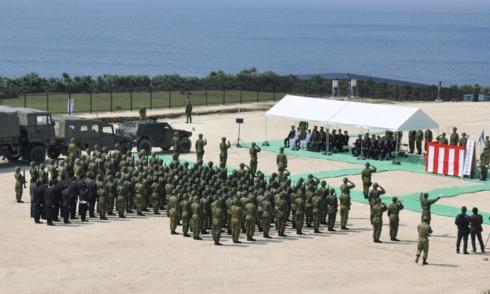 Nhật Bản tăng tuổi nghỉ hưu đối với sĩ quan quân đội