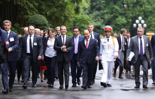 Củng cố, phát triển quan hệ Việt - Nga