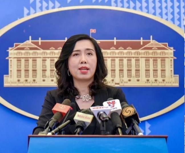Bộ Ngoại giao VN trao công hàm về phát biểu của Thủ tướng Lý Hiển Long