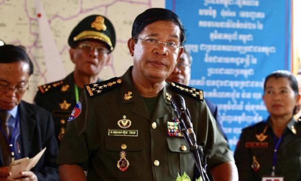 Ông Hun Sen cảnh báo nguy cơ đảo chính trong lễ Bon Om Touk