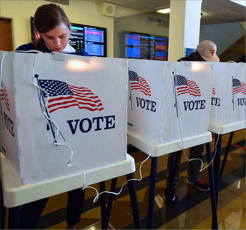 Mỹ: Bầu cử giữa kỳ khó đoán định