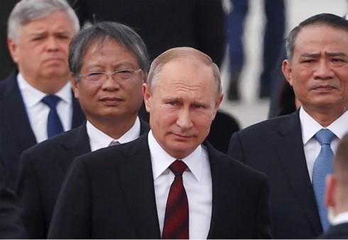Tiết lộ chấn động của Putin