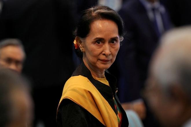 HÉ LỘ TUNG TÍCH BÀ AUNG SAN SUU KYI SAU CUỘC CHÍNH BIẾN TẠI MYANMAR
