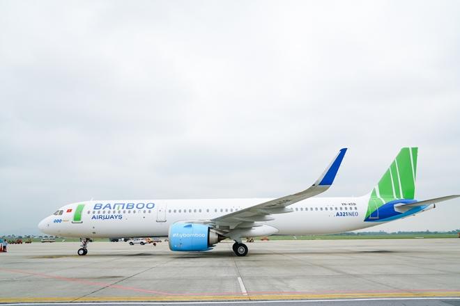 BAMBOO AIRWAYS DÙNG SIÊU MÁY BAY B787-9 CHỞ HÀNG CỨU TRỢ VÀ KHÁCH CHÂU ÂU HỒI HƯƠNG