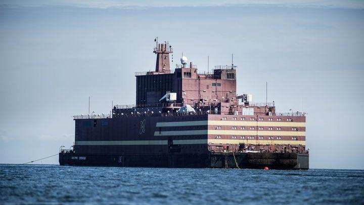 Nhà máy điện hạt nhân nổi trên Biển Đông: Kế hoạch liều lĩnh của Trung Quốc