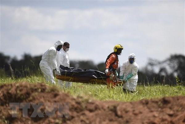 Vụ vỡ đập tại Brazil: Số người thiệt mạng không ngừng gia tăng
