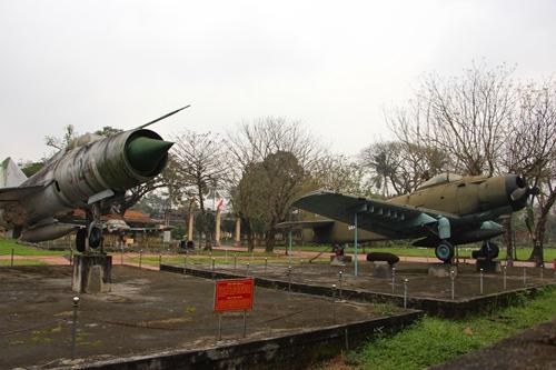 Di dời Bảo tàng lịch sử Thừa Thiên Huế khỏi di tích Quốc Tử Giám