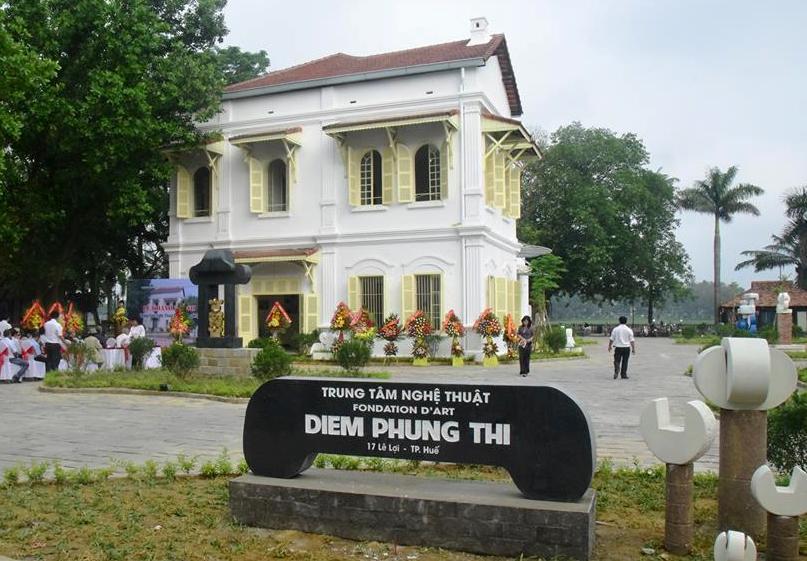 Xây dựng không gian văn hóa nghệ thuật trên đường Lê Lợi từ cầu Phú Xuân đến cầu Trường Tiền