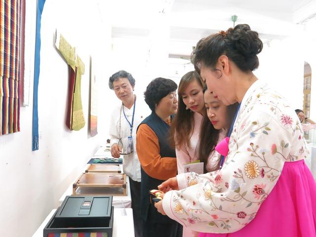 Thưởng thức văn hóa Hàn Quốc tại Festival Huế 2018