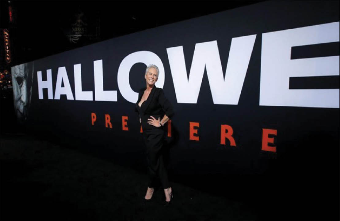 """Bộ phim """"Halloween"""" tiếp tục thống trị phòng vé Bắc Mỹ"""