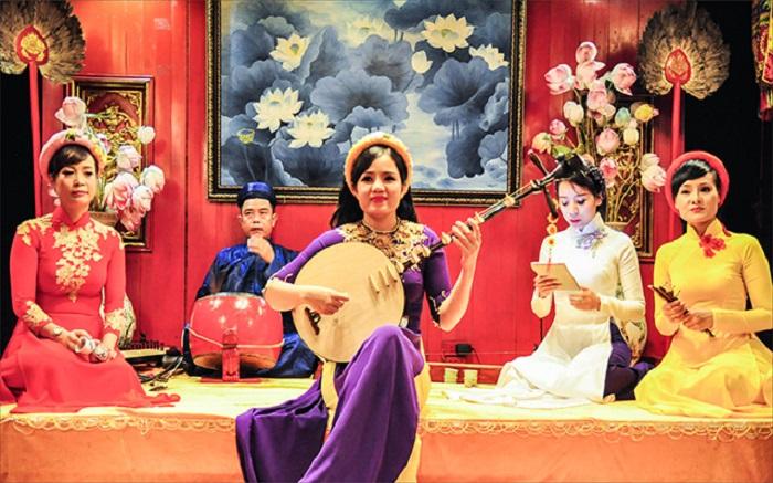 Ca Huế tham gia Liên hoan trình diễn di sản văn hóa phi vật thể
