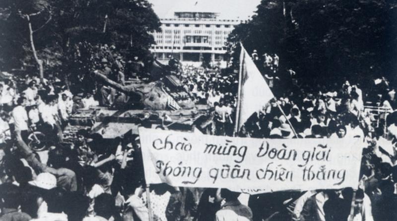 NHỮNG CA KHÚC LÀM SỐNG DẬY THỜI KHẮC LỊCH SỬ 30/4/1975