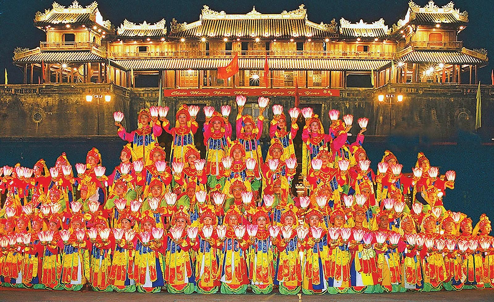 Giá trị của nhã nhạc cung đình Huế trong nền văn hóa Việt