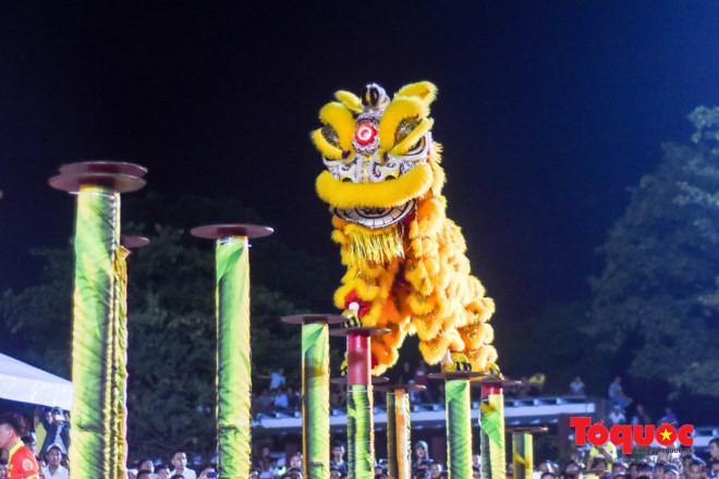 Thừa Thiên - Huế tưng bừng khai hội Lân Huế năm 2018
