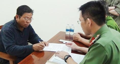 """Tổ chức khủng bố Việt Tân lại """"bẻ lái"""" vụ án Châu Văn Khảm"""